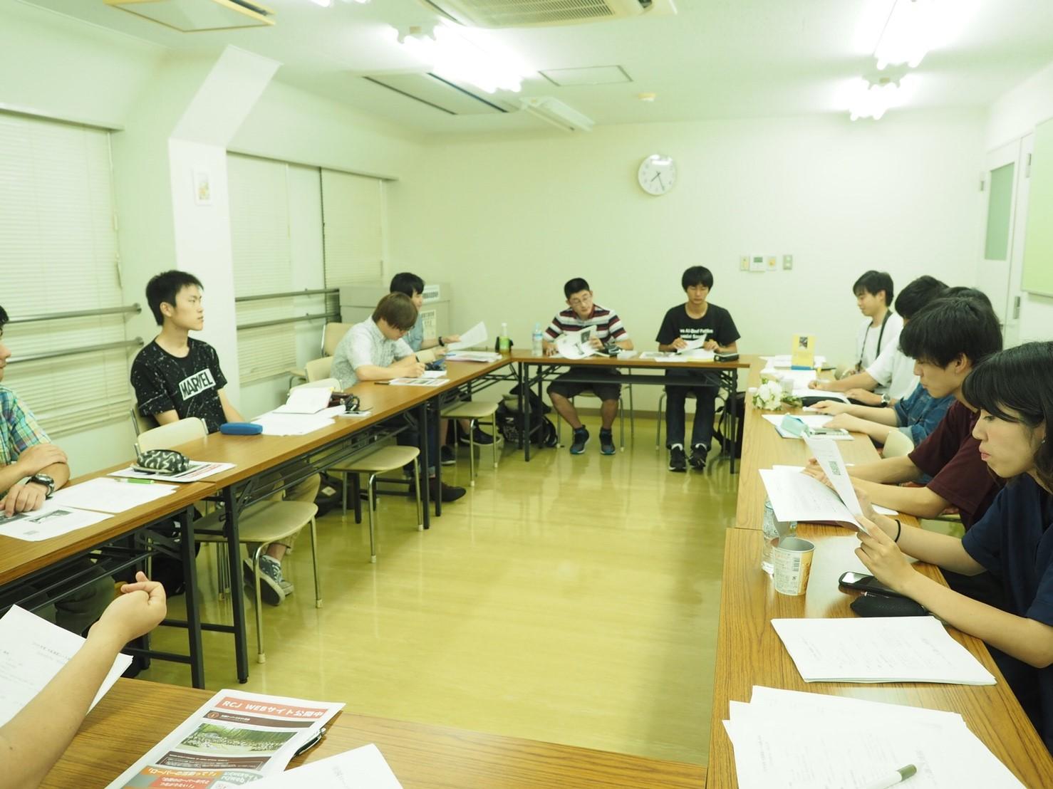 大阪連盟ユース会議6月度報告